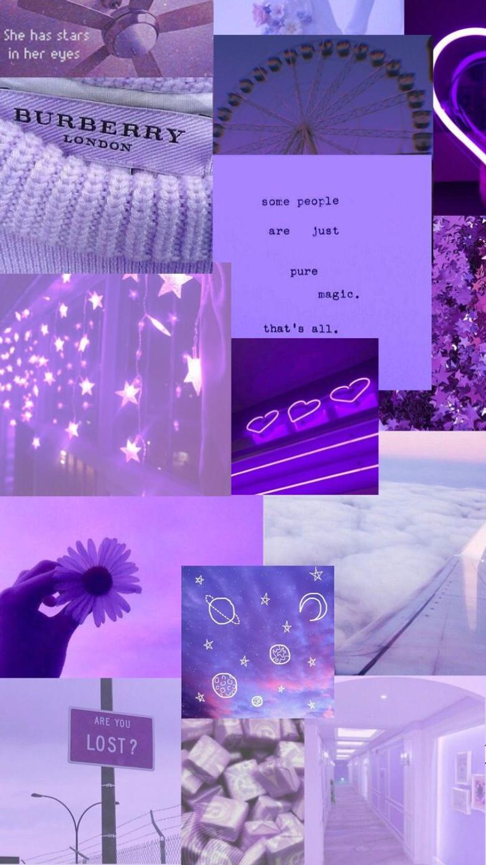 more purple aesthetics