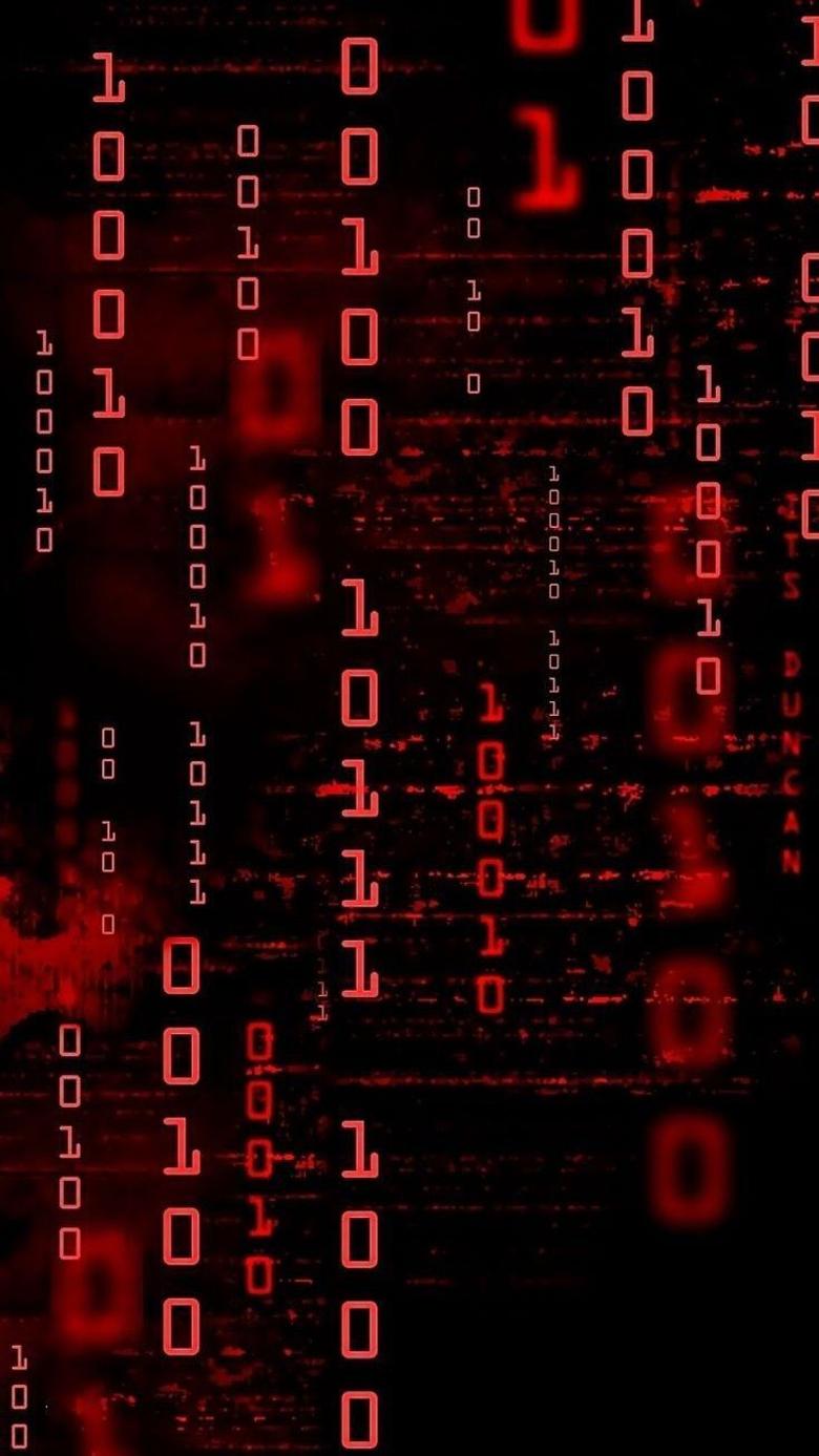 red hacker numbers