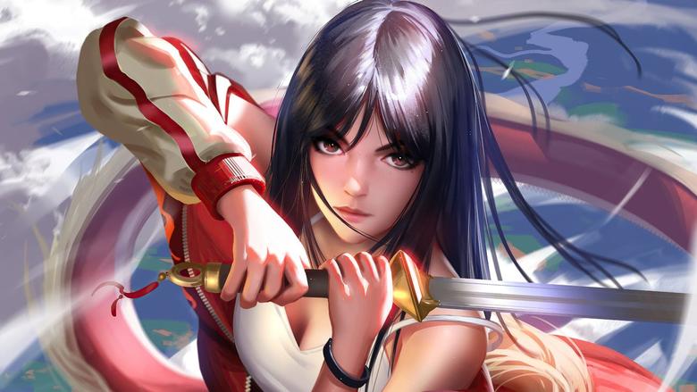 Mulan Anime