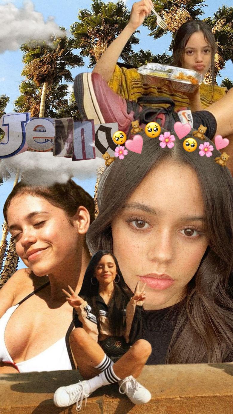 Jenna iPhone Wallpaper
