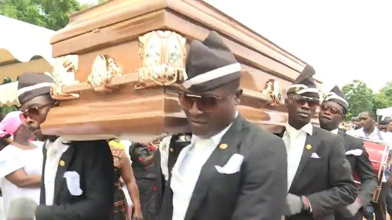 coffin dance meme