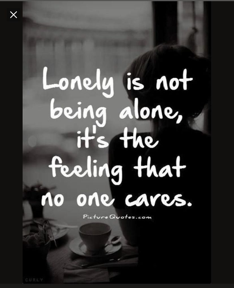 How i feel oh wait no one cares