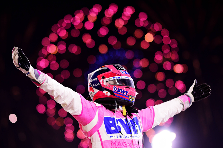 Sakhir GP Sergio Perez Racing Point