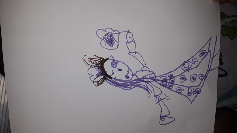 this is my sisters drawing