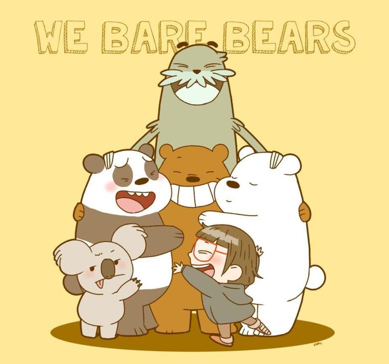 we bare bares