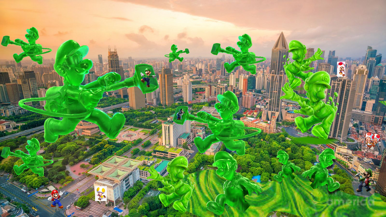 the gooigi invasion