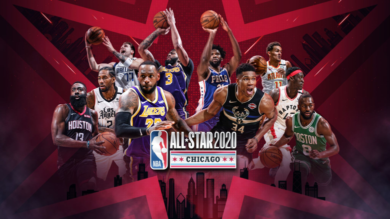 NBA ALL STAR 2020