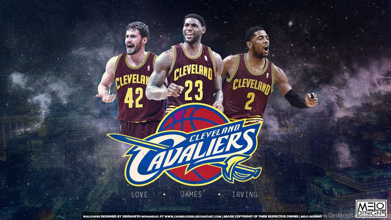 Cleveland The Triple Duos LBJ KIRIE LOVE