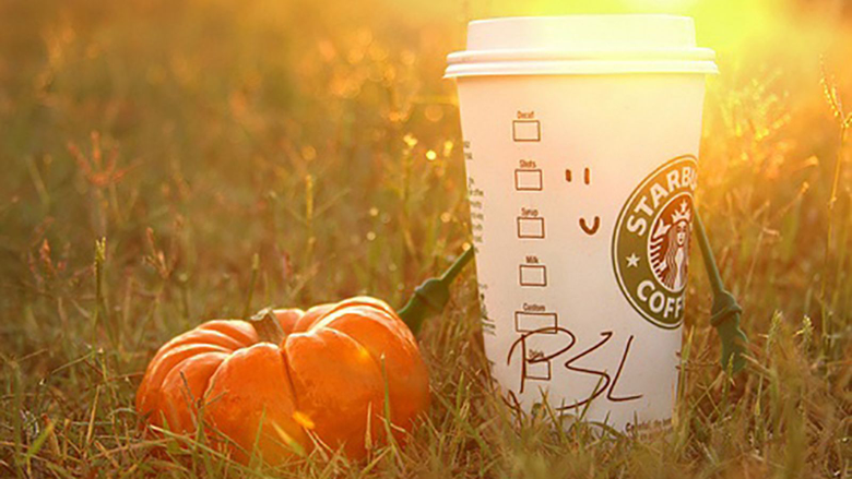 Best 71 Pumpkin Spice Latte Wallpapers on HipWallpapers