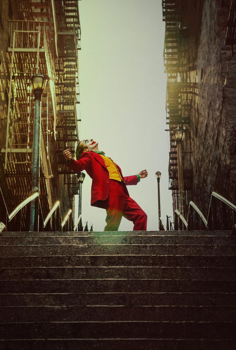 PHOTO Official Joker wallpapers DC Cinematic