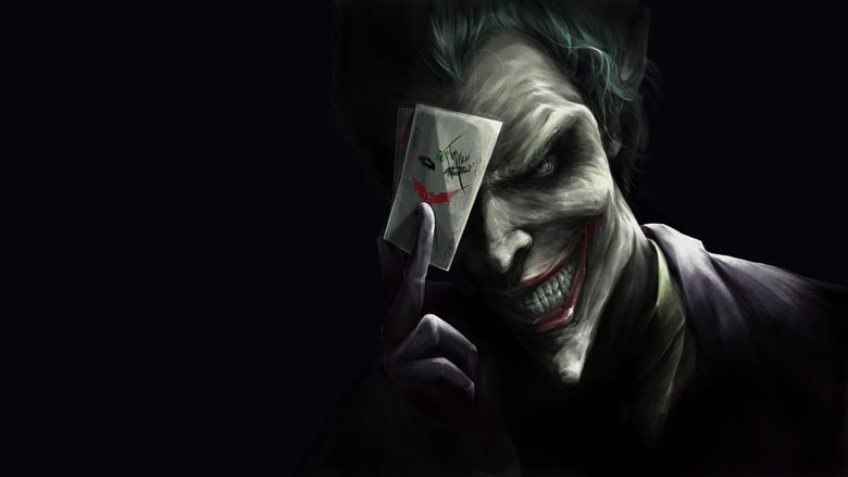 Wallpapers of Art DC Card Comics Joker backgrounds HD image