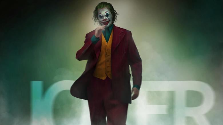 Wallpapers 4k Joker Walking Art 4k