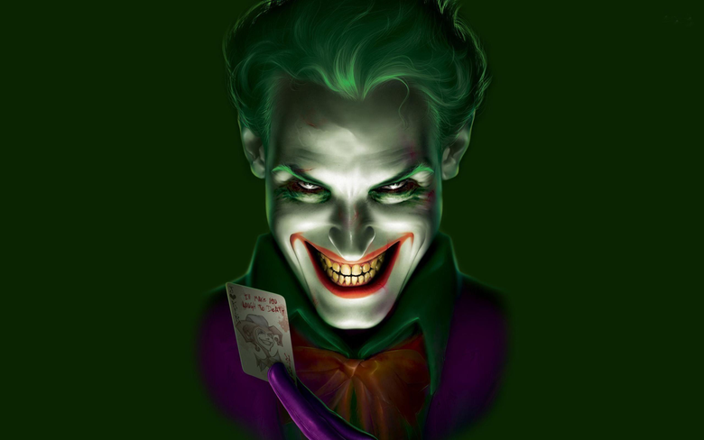 Joker Comic Wallpapers Hd Wallpapers13