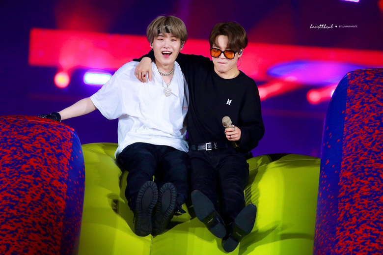 Yoonmin bsf forever so cute ily guys so much