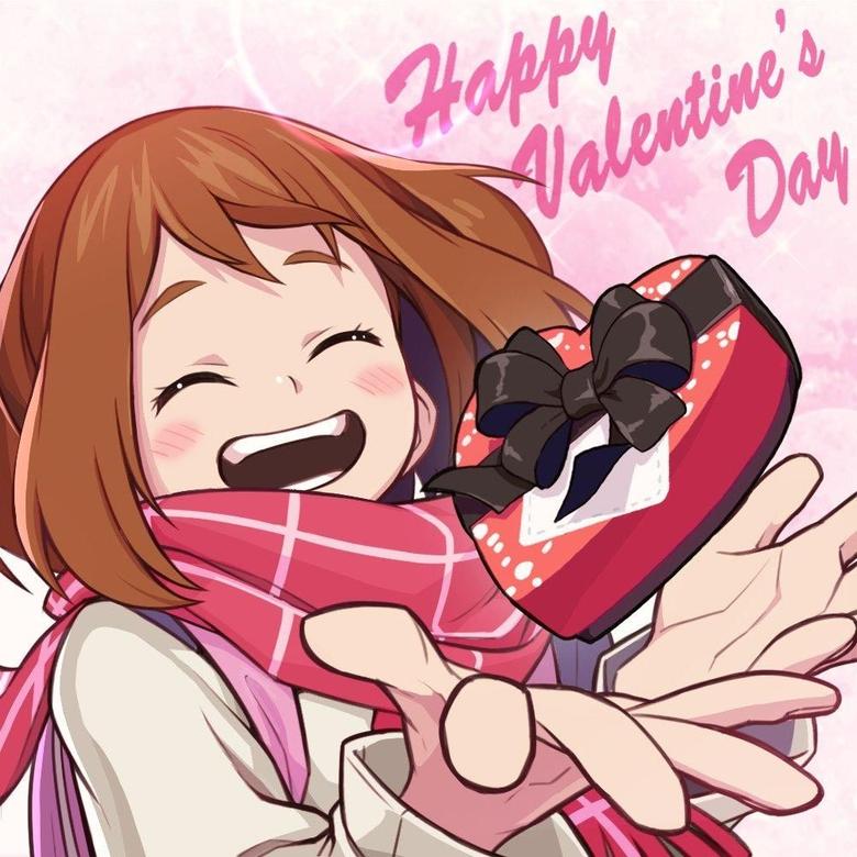 My hero academia Valentines