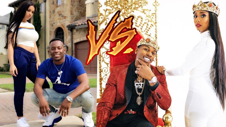 DAMIEN PRINCE RESPONDS TO CJ SO COOL ROYALTY TALKING ABOUT