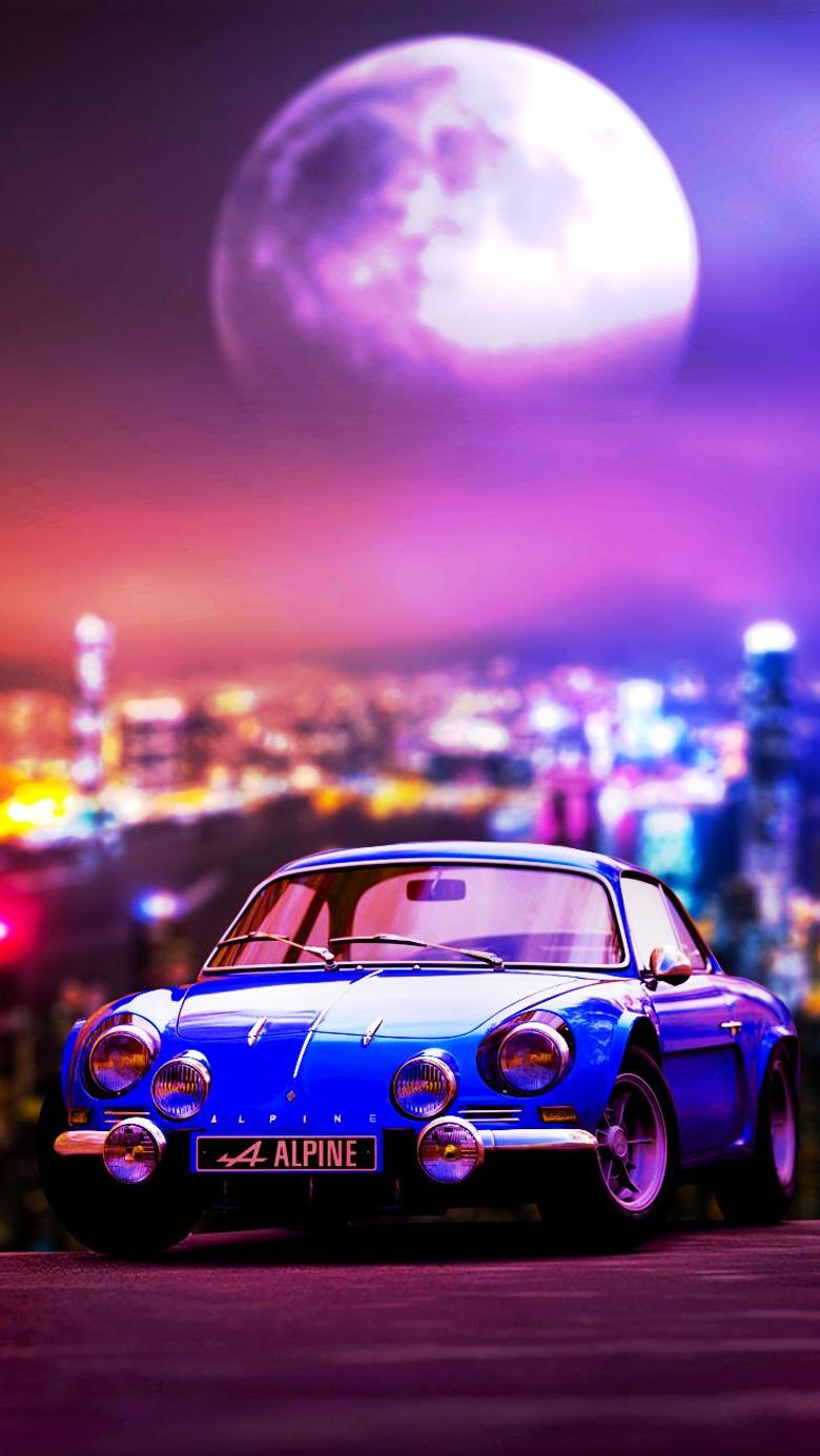 Car wallpaper