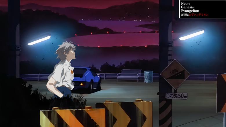 Neon Genesis Evangelion Kaworu Nagisa Wallpaper