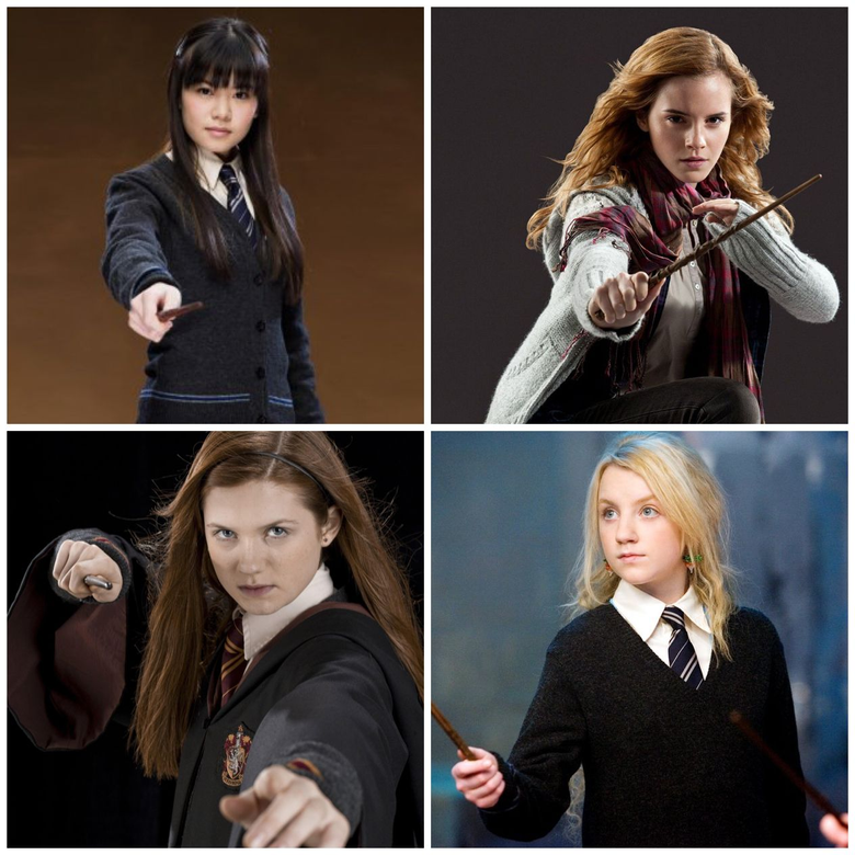 Witch one is your favorite mine is Hermione or Luna I am a lot like Hermione