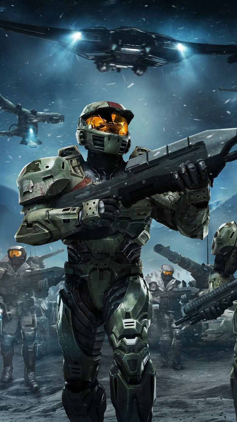 Halo Odst Hd Wallpapers Android