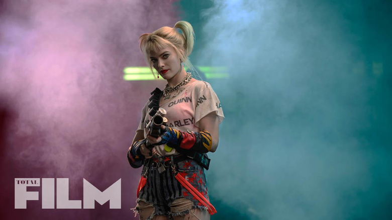 Margot Robbie unleashes mayhem as Harley Quinn in these
