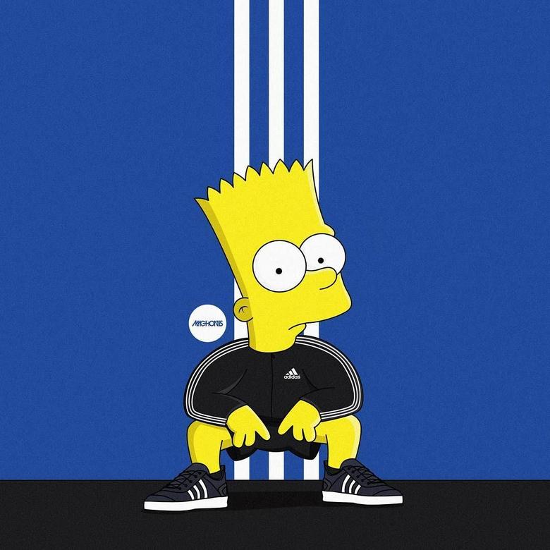 Arti Kornienko on The Simpsons