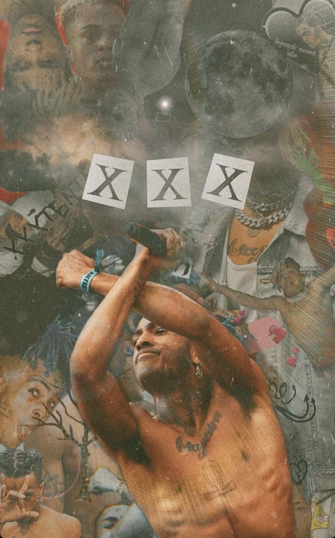 Xxxtentacion iOS Android wallpaper