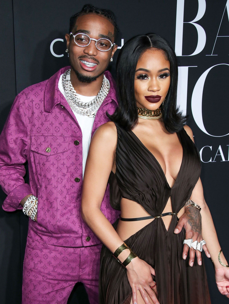 Saweetie Reveals Why Quarantine Hasn t Affected Her Relationship With Quavo