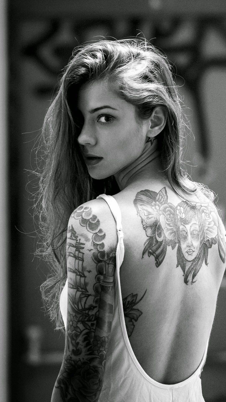 Inked Girls Wallpapers
