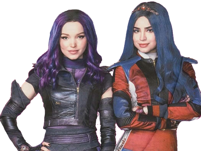 25 Best Looking For How To Draw Mal From Descendants 3