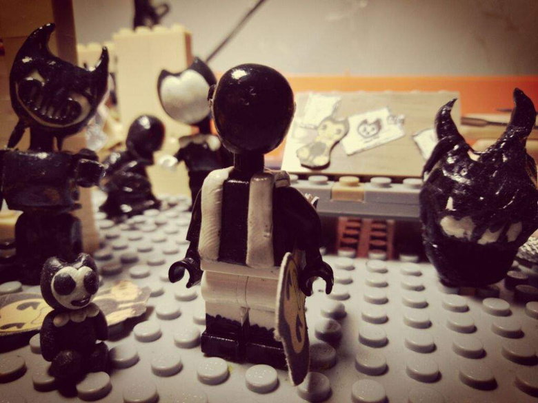 Lego Sammy Lawrence