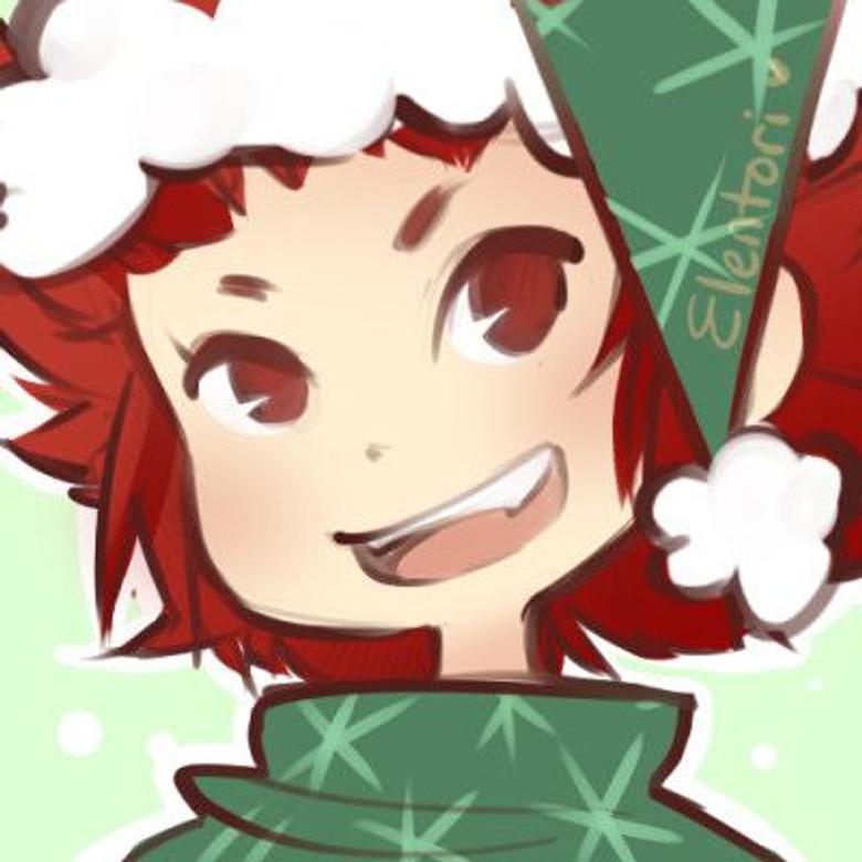 Christmas Kirishima