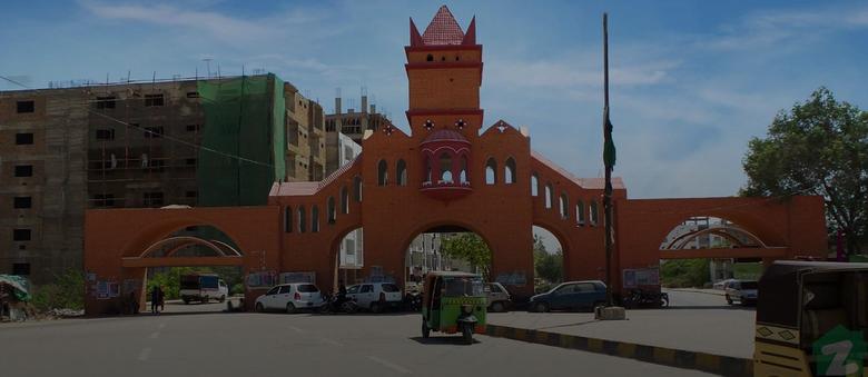Pakistan Hyderabad Door