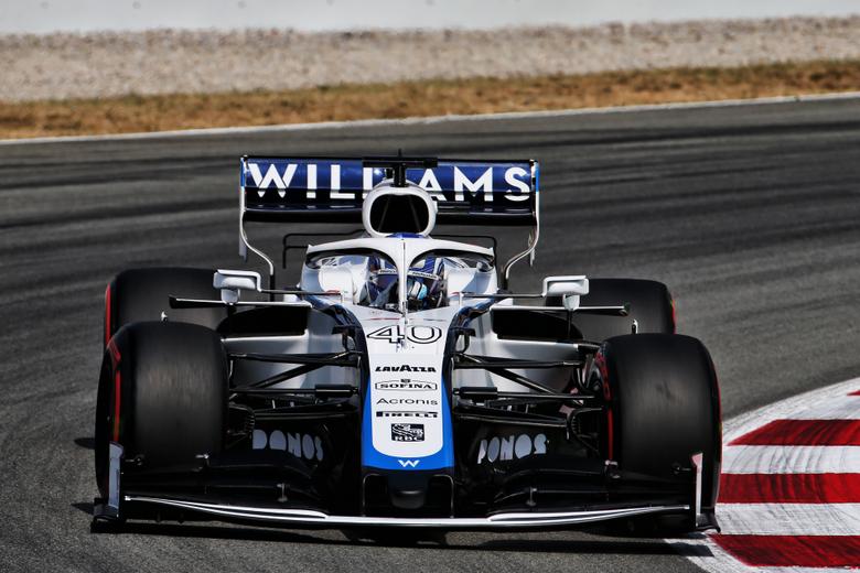 F1 2020 Spanish GP Roy Nissany Williams