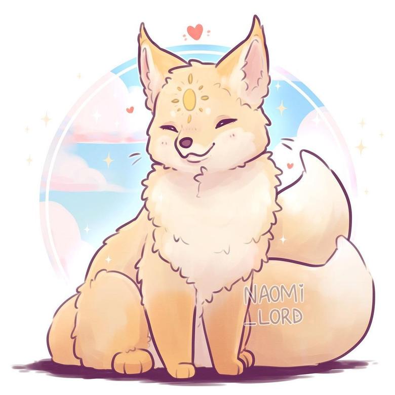light kitsune