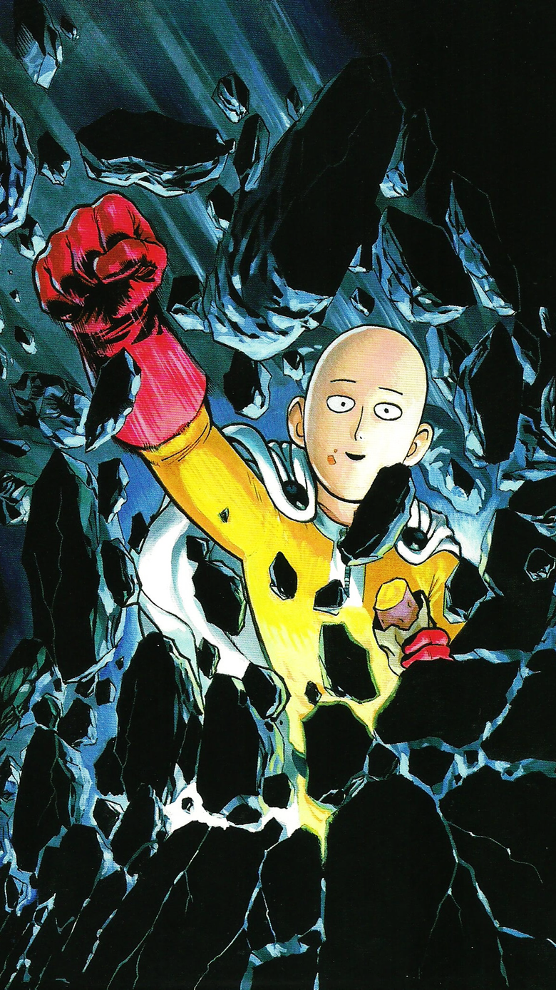 One Punch Man Phone Wallpapers