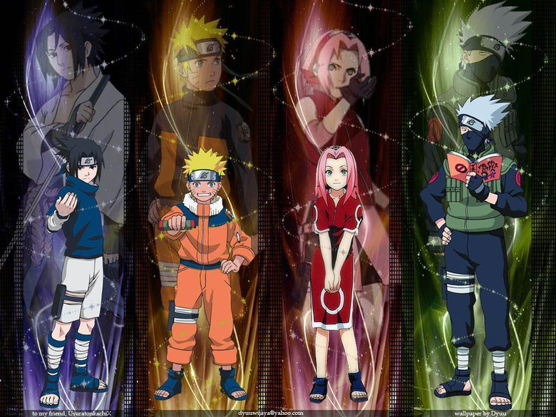 17 Best image about Naruto Shippuden Team 7