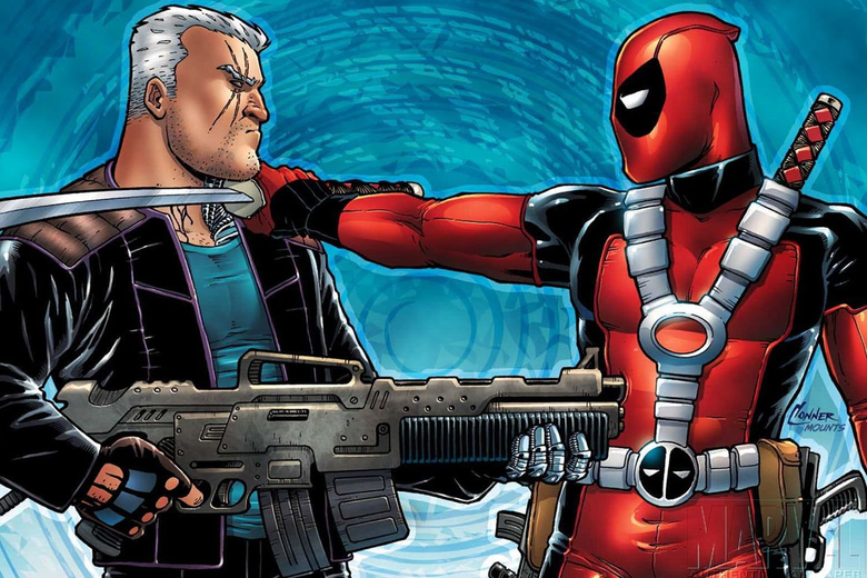 I hope he knows deadpool is bullet proof