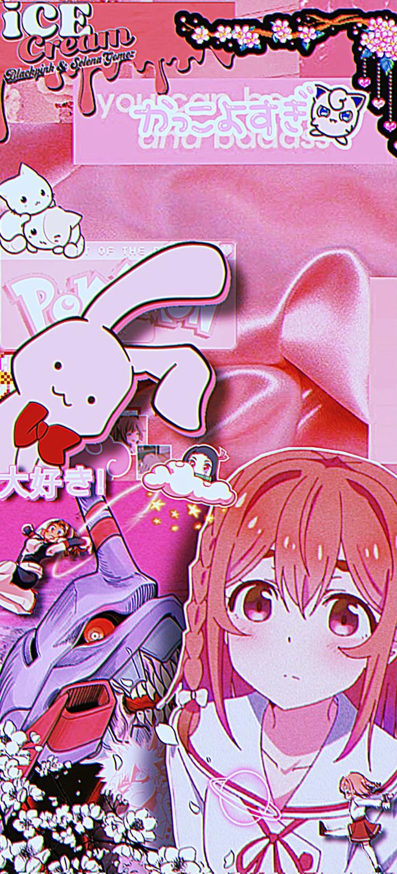 Rent a girlfriend wallpaper