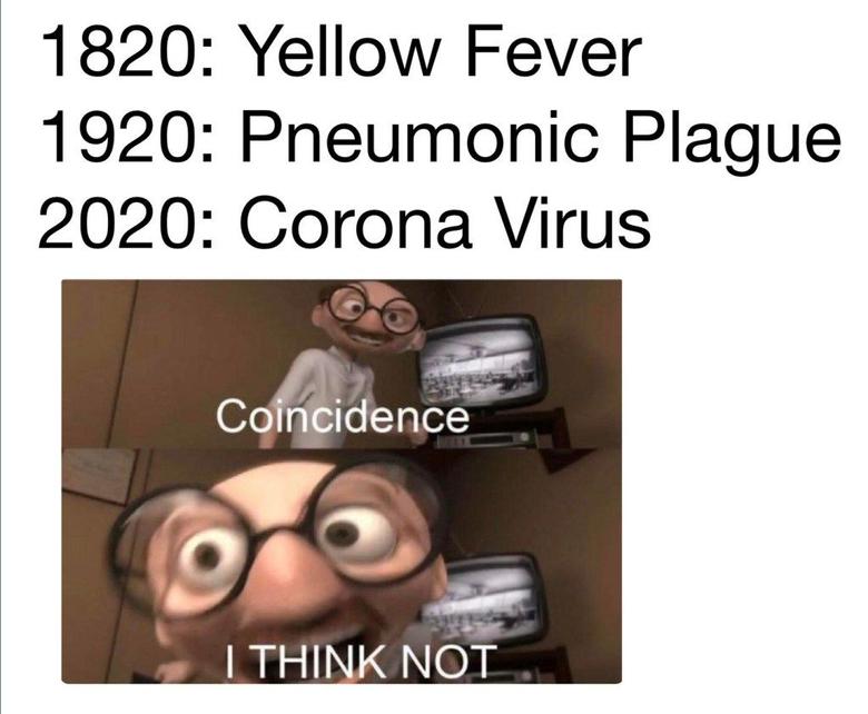 funny memes coronavirus