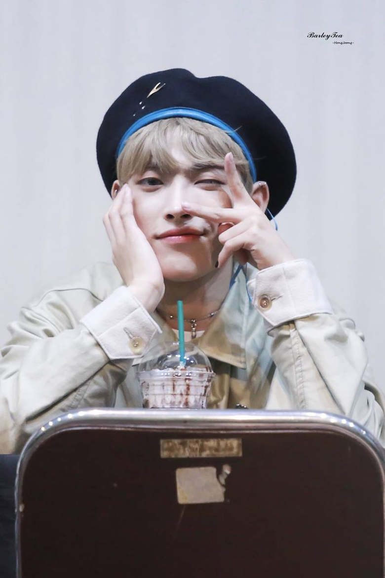 Ateez Wallpapers by Hongjoong
