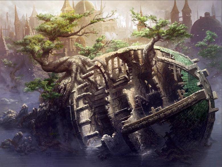 Ruins of Olympus