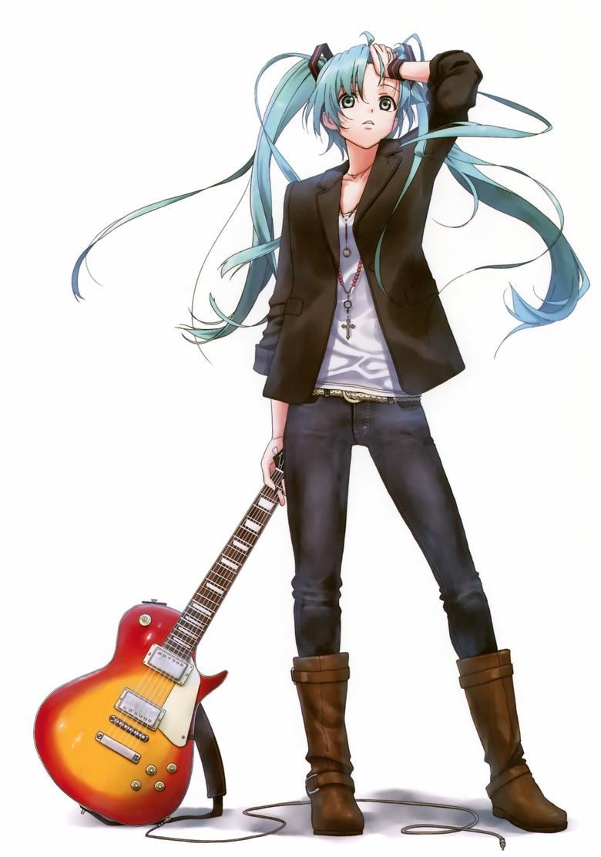 Tomboy Anime Wallpapers
