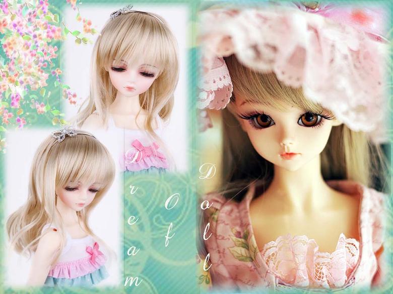 Beautiful Dolls Wallpapers
