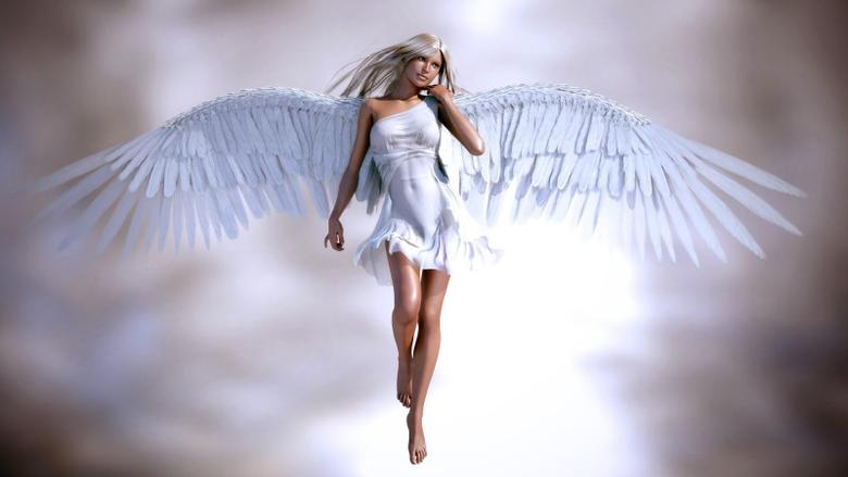 Beautiful Angel HD Wallpapers