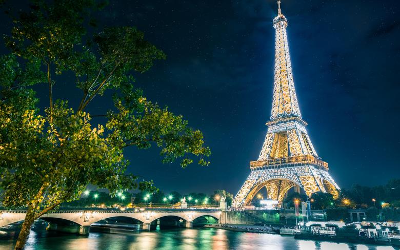 Wallpapers Eiffel Tower Paris HD 5K World