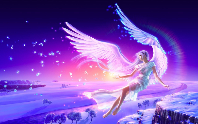 Anime Angels Wallpapers