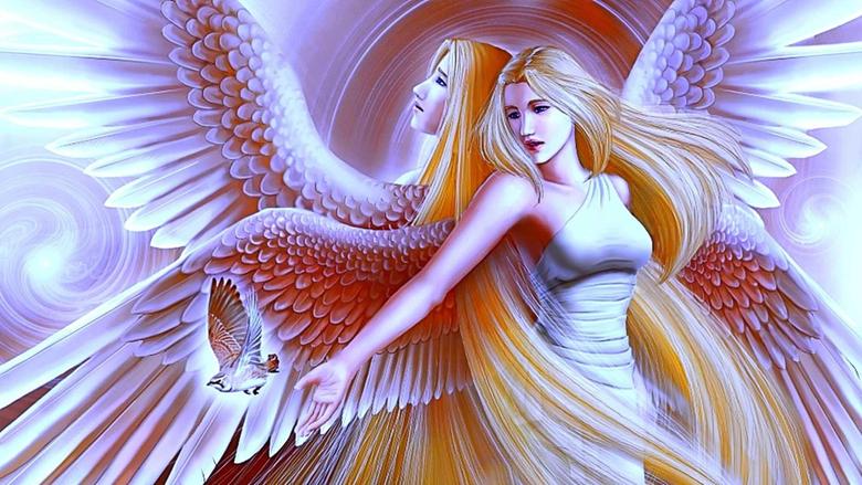 Angel Desktop Backgrounds