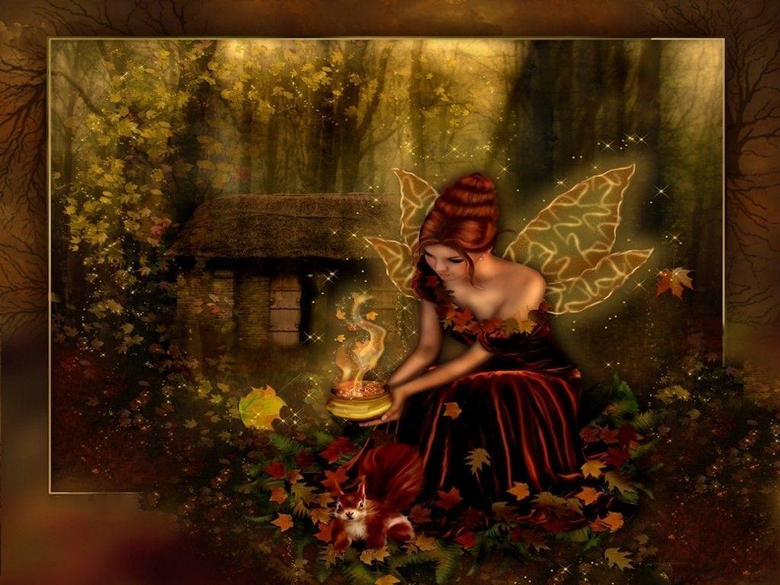 Great Photo Fairy Backgrounds Wallpapers