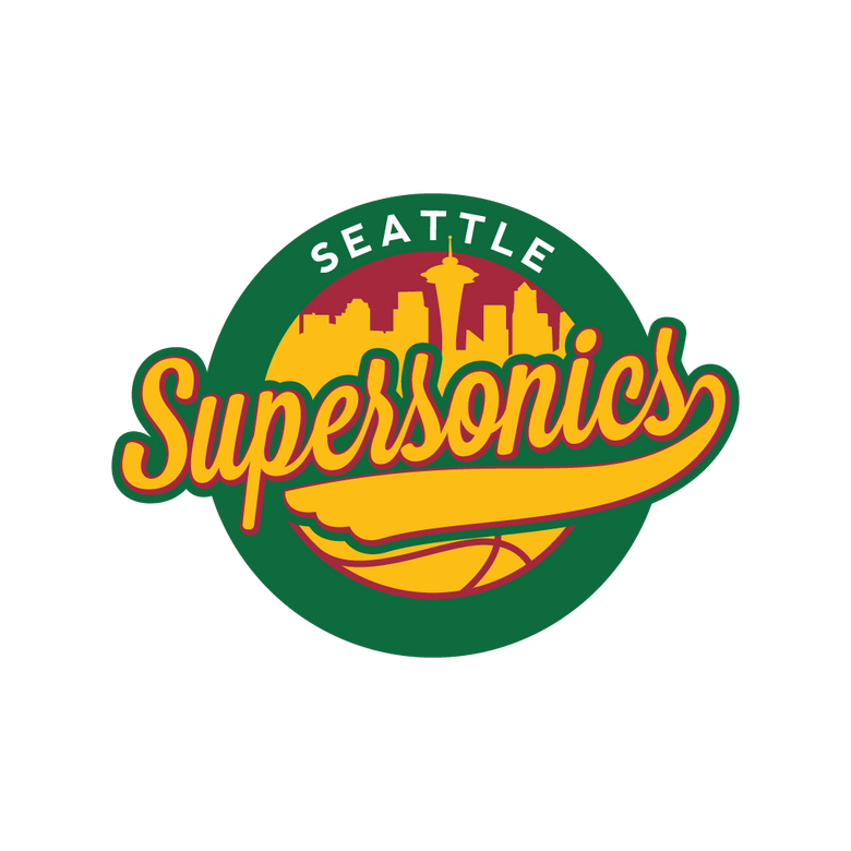 Seattle Supersonics RedesignThe concept for this project was to